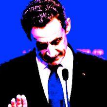 Sarkozy a failli réussir sa sortie.