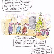 Ni Dieux ni ...Père Noël !!!