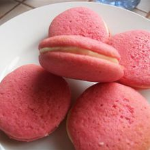 DES WHOOPIES TRES GIRLY POUR COMMENCER LA SAGA