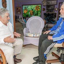 Lettre de Mujica à Fidel
