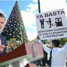 Mexique : révolte contre la hausse des carburants