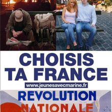 Front National, Front antisocial