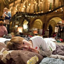Night At The Museum: London's Best Sleepovers...