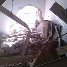 Al-Arish Museum badly damaged by Sinai violence