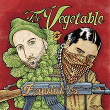 "White Mic & Deuce Eclipse - ""the vegetable & the bandidos"" (2016)"