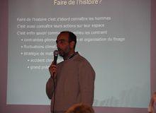 Samedi 31 octobre 2009 à 18H à la salle polyvalente de Clumanc conférence avec Eric Fabre sur le cycle « Rencontres & Conférences »