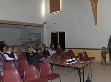 Projection à la salle municipale de la Mure Argens du documentaire fiction El Regalo de la Pachamama, Le cadeau de la Terre Mère, de Toshifumi Matsushita