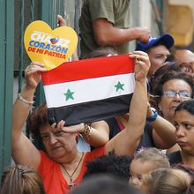 LA POLÍTICA INTERNACIONAL DEL IMPERIO SE LLAMA CINISMO Y SIRIA ES SU NUEVA VÍCTIMA
