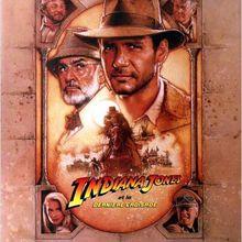 """Indiana Jones et la dernière croisade"" (1989)"