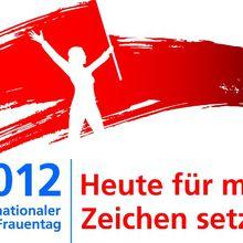 """""""Heute für morgen Zeichen setzen"""" Aufruf zum Internationalen Frauentag am 8. März"""