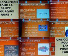 NOTE D'INFORMATION SUR LA MISE EN PLACE D'UNE COALITION POUR LA SANTE PUBLIQUE