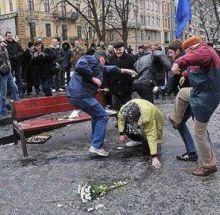 Chasse aux sorcières en Ukraine : Questions à l'Union européenne et au gouvernement français par Danielle Bleitrach