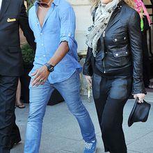 Madonna et son Français Brahim de nouveau ensemble