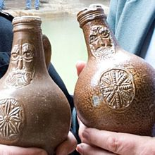 Raider of the Lost Vases: Archaeologist spared jail for stealing 17th century relics and selling them on eBay