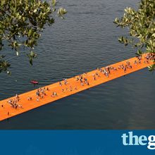 """""""Walking on water: The Floating Piers –in..."""