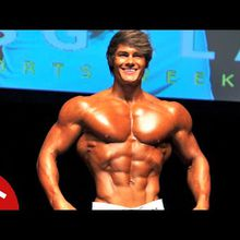 Jeff Seid Made A Comeback & Won A Bodybuilding Show