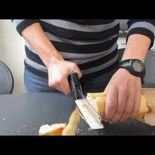 Le clever chopper cutter coupe aussi la baguette