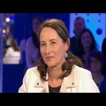 Ségolène Royal , ONPC le 29/11 !