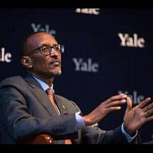 Paul Kagame nk'umwijuto w'ikinonko! Ngo ntawamutsimbura k'ubutegetsi, inzira yanyuramo iyo ariyo yose : demokarasi cyangwa intambara!