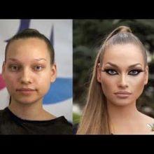 Les filles sans maquillages