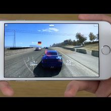 Real Racing 3: Fast Paced Racing Game for iOS and Android