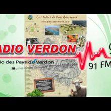 """Radio Verdon à la rencontre de restaurateurs et producteurs locaux  """"Tout le monde à Table """""""
