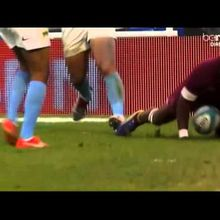 Le premier essai international de Marland Yarde