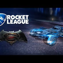 Rocket League : Un DLC Batman v Superman !