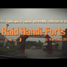LE RAID HANDI-FORTS 2016 EN IMAGE ...