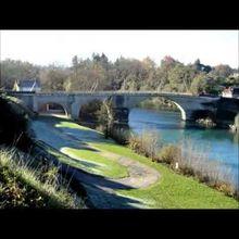 Navarrenx , Village  ( Pyrénées-Atlantiques 64 ) A Vidéo