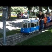 Divers - Le MiNi-Train de Pully