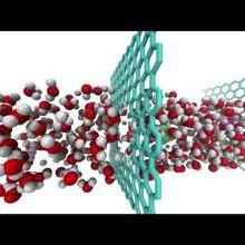 Il grafene, un desalinizzatore potente ed economico
