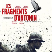 Les fragments d'Antonin - Gabriel Le Bomin