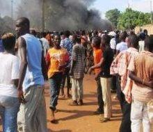 CENTRAFRIQUE : GRÈVES ET MANIFESTATIONS TOUS AZIMUTS À BANGUI
