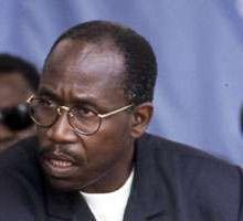 Centrafrique : Charles Massi arrêté à Ngaoudaye