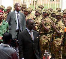 Centrafrique : François Bozizé reste en poste jusqu'aux prochaines élections