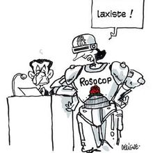 Sarko contre Rosocop