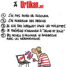 Urtikan n°1 en ligne demain