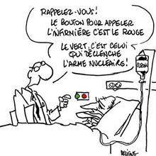 J.Chirac va mieux