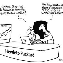 Le monde selon HP