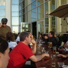 Rencontres de bloggers au Cafeo à Biarritz le 24/08/2006