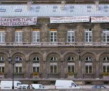 Défendre l'Hôtel-Dieu pour défendre l'ensemble des hôpitaux publics parisiens !