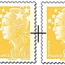 Le prix du timbre augmente le 1er juillet 2010 – La Poste a supprimé 8326 emplois en 2009