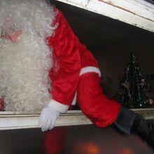 le père Noël à Bara !