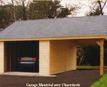 Garage ou Carport en Bois ?