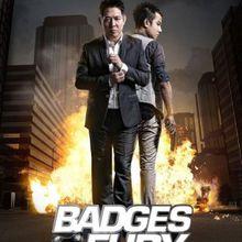 Critique Ciné : Badges of Fury, absurde film
