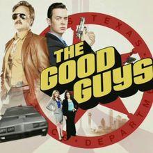 Critiques Séries : The Good Guys. Saison 1. Pilote.