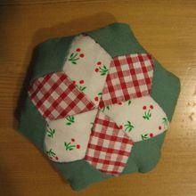 troisième cours de patchwork