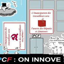 PCF : on innove !