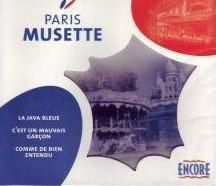 Paris Musette (CD Album)